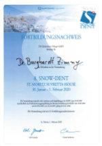 Dr. Burghardt Zimny Snow Dent 2018