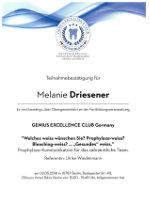 Melanie_Driesener Prophylaxe Kommunikation
