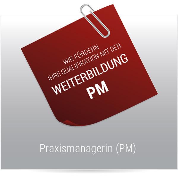 Weiterbildung zur Praxismanagerin PM
