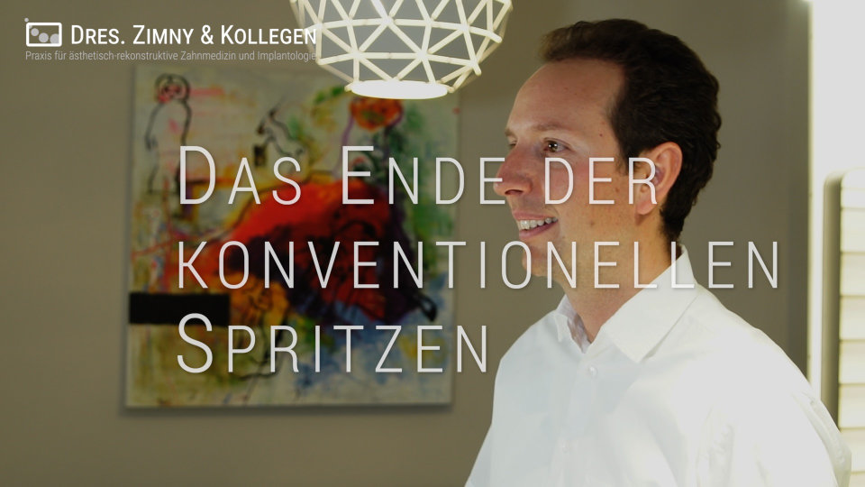 Video Interview: Digitale Anästhesie -  Das Ende der konventionellen Spritze