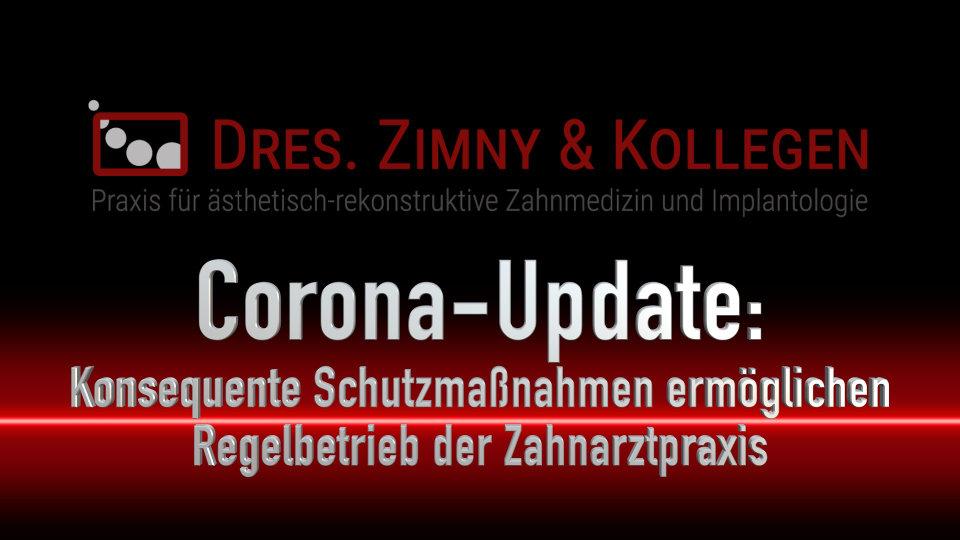 Regelbetrieb wieder aufgenommen - Corona Update